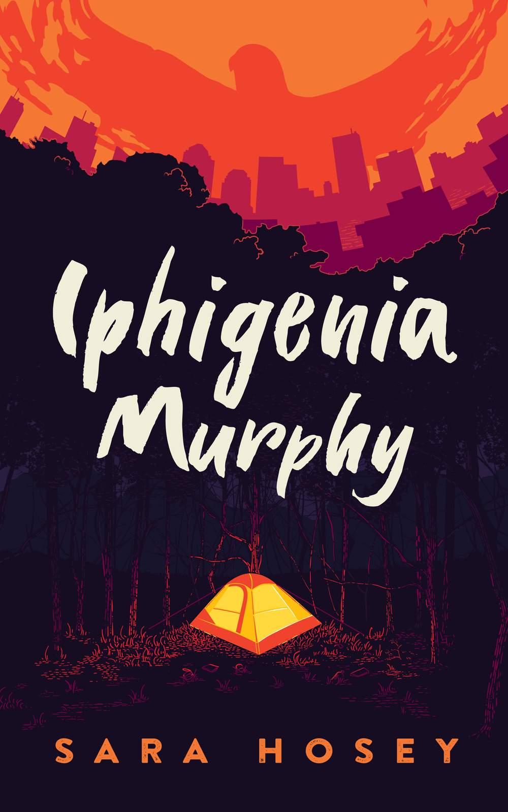 Iphigenia Murphy book cover