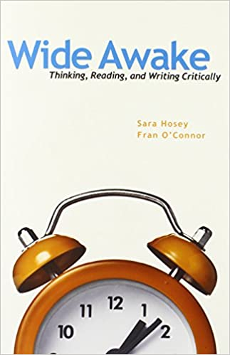 Wide Awake book cover