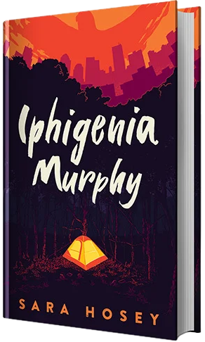 Iphigenia Murphy book cover